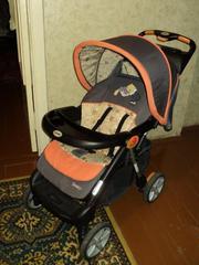 Продам коляску прогулочную Geoby для ребенка 6мес.- 3года.